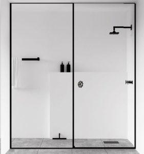 Prysznic zabudowa loft